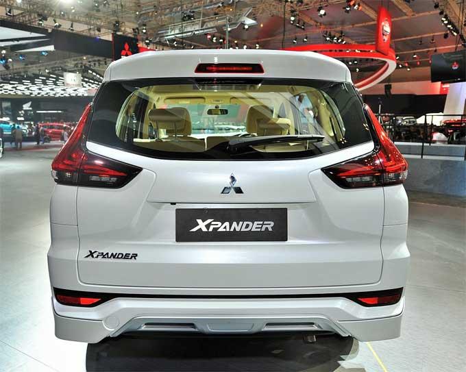 77+ Gambar Mobil Xpander Warna Putih Terbaru